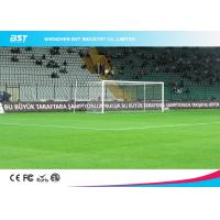 Buy cheap High Brightness Stadium Perimeter Led Display / Football Pitch Advertising Boards product