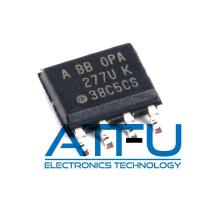 Buy cheap High Precision Audio Power Amplifier IC OPA277UA For Precision Integrators product