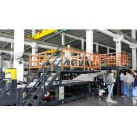 China Non Woven Fabric Pe Coating Machine , Extrusion Coating Line Easy Operation on sale