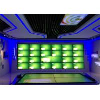 Samsung DID Panel Green HD LED Wall 3.7mm With Super Narrow Bezel 55inch