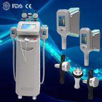 China 5 Handle Amazing slim result!! cryolipolysis fat freezing slimming equipment on sale