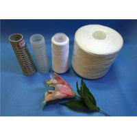 Quality 40/2 garment accessories Spun Polyester Yarn , sewing machine thread for sale