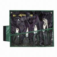 China Tool Set with PR/TPR Grip Material and Polished Head, Comes in European Type for sale