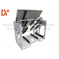 Buy cheap Turn Over Workshop Tool Trolley Anti Static Customized Size Cold Pressing / Rolling product