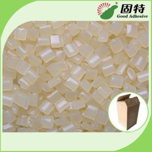 Buy cheap Hot Melt Glue Adhesive For Envelop Seaming Packaging Hot Melt Pressure Sensitive Glue Adhesive product