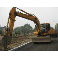 Buy cheap Used Wheel Excavators Hyundai 210-5 product