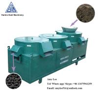 Buy cheap KHL-400 Ring die wet manure compost organic fertilizer press granulator machine product