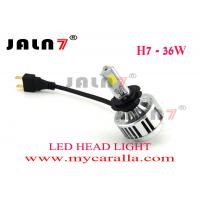 H7 36W LED Headlight Car lamp LED Auto Head light 2pcs