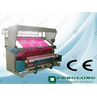 Quality Tubular Fabric Inspection Machine with edge control for sale