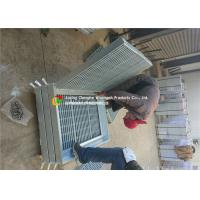 China Strong Impact Resistance Hot Dipped Galvanized Steel Grating For Walkway / Drain on sale