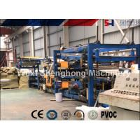 Buy cheap 40mm thickness of rock wool panel making Machine with good quality for sale product