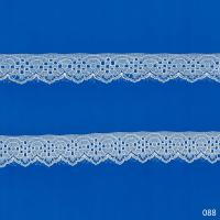 Buy cheap Floral  Polyester Jacquard lace trimming for Lingerie / Panties product