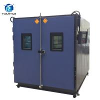 Buy cheap Customized large Temperature Humidity Walk-in Climatic Chamber product