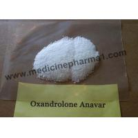 Buy cheap 99% Purity Oral Steroid Powder Anavar / Oxandrolone for Bulking CAS 53-39-4 product