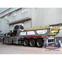 Buy cheap Portable Crusher For Silica Quartz/Chinese Mobile Crushing Plants product
