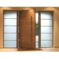 Buy cheap Fix Glass Two Sides Swinging Kitchen Door Max Width 1100mm E1 Medium Desity from wholesalers