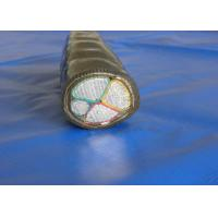 Buy cheap Dc 3 Phase 4 Wire Copper Underground Multicore Power Cable PVC Jacket product