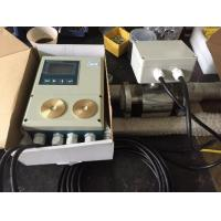 Buy cheap DN10 Electromagnetic Current Meter Magnetic Flow Measurement Stable Performance product