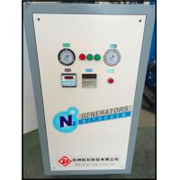 Buy cheap purity 99.9% Food grade automatic Small Nitrogen Generator Connecting machine 3Nm3/h -5Nm3/h product