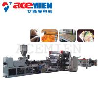 Buy cheap Automatic Durable Artificial Marble Machine For Plastic Marble Sheet Prodcution product