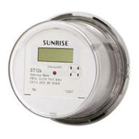Residential Energy Meter : Single phase ansi residential electricity meter of