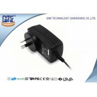 Buy cheap 18 W CEC VI high Efficiency AU Plug 12V Power Adapter For TV Box product