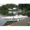 Buy cheap Fiberglass fishing boat/Tracffic boat/16 feet FRP open boat/FRP boat from wholesalers