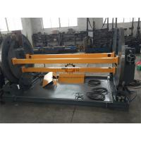 Buy cheap Power Pole Machine Motorized Elevation Self Centering PLC Connection With Robot from wholesalers