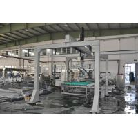 Omron PLC Control Glass Loading Machine For Flat Glass Processing Line