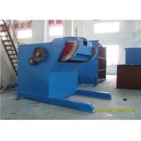 Buy cheap 10 Ton Tilting Turning Table , Rotary Welding Table With 120 Degree Rotated product