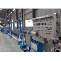 Safety Design Electric Cable Manufacturing Machinery Extruding Usage 65000W