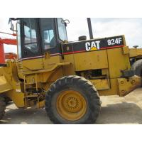 Buy cheap used wheel loader 924F front end loader caterpillar egypt product