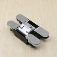 Buy cheap adjustable concealed hinge for modern flush doors full concealed fitting concealed door hinges product