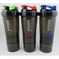 Buy cheap Promotional new design plastic protein Shaker water bottle joyshaker, Plastic from wholesalers