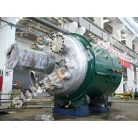 Buy cheap 317L Main body & SA516 Jacket  Agitating Reactor for Dying Chemicals product