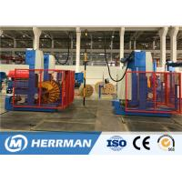 Buy cheap High Speed Steel Wire Winding Machine , Automatic Cable Winding Machine product