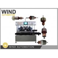 Buy cheap WIND-DAB-5B Fan Motor Winding Machine Automatic Dynamic Armature Balancing Remove Weight Type product