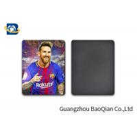 Buy cheap 3D Fridge Lenticular Magnet Football Star Lionel Andres Messi Printed Pattern product