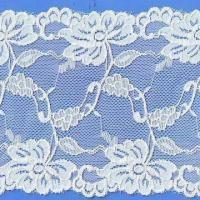 Buy cheap Knitted Lace with 15cm Width, Different Colors Available, Ideal for Women