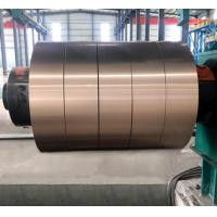 Buy cheap H14 / H24 Color Coated Aluminum Coil AA3003 AA3005 For Exterior Wall Roofing product