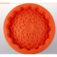 Buy cheap round shape silicone bakeware  pans ,silicone muffin  pans , silicone pizza  cake pan product