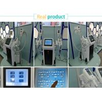 China 4 freezing handles 2500 w used to different  areas -15 – 5 celsius non invasive slimming cellulite machine on sale