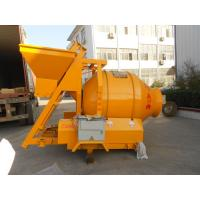 Buy cheap China quality JZM500 concrete mixer with hopper/lift construction drum mixing machine Electric Motor Cement Mixer product