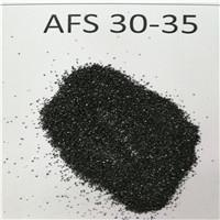 Buy cheap chromite sand AFS25-35 AFS30-35 Ladle pouring material chromite sand product