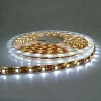 Buy cheap IP20 Un-waterproof LED Strip with 14.4W/m Wattage and 60pcs SMD 5050 LED product