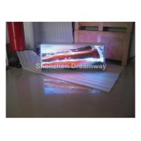 Buy cheap 3G / WIFI GPS P5 Taxi Car LED Display Advertising Boards With AVI WMV MPG Video , 960 by 320 mm product