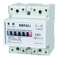 Buy cheap Single Phase DIN RAIL Energy Meter, static energy meter, smart energy meter,power meter product