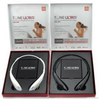 Quality Anti-theft HBS 800 LG CSR 4.0 Low Power Consumption Bluetooth Headset HBS800 for sale