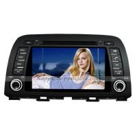 Buy cheap Mazda CX-5 Android Auto Radio DVD GPS DTV Wifi 3G Internet Bluetooth Touch Screen product