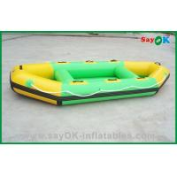 Buy cheap Heat Sealed 0.7MM PVC Inflatable Boats Kids Inflatable Water Toys product